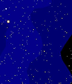 みなみのさんかく座の恒星の一覧